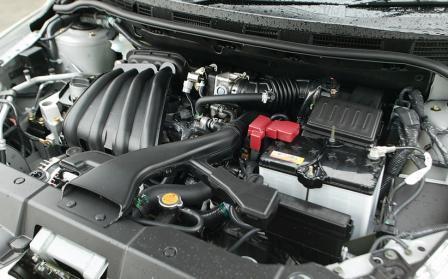 Двигатель Ниссан Ноут 2013