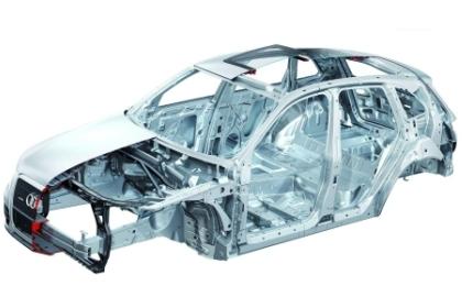 Кузов автомобиля Audi