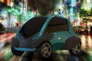 Городской автомобиль