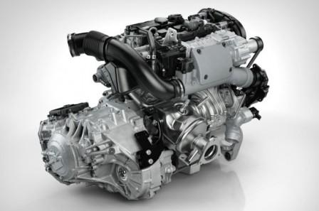 Двигатель Volvo S80