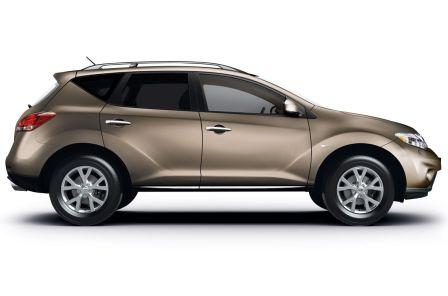Кроссовер Nissan Murano