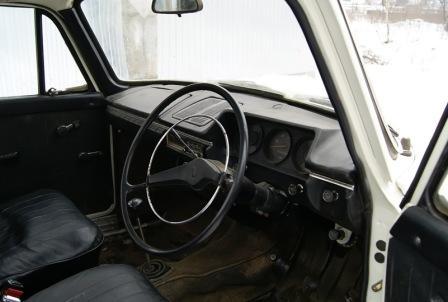 Салон Москвич 434