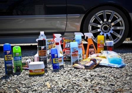 Автокосметика для автомобиля