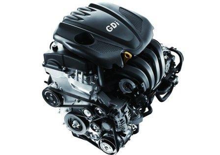 Двигатель Hyundai Santa Fe 3
