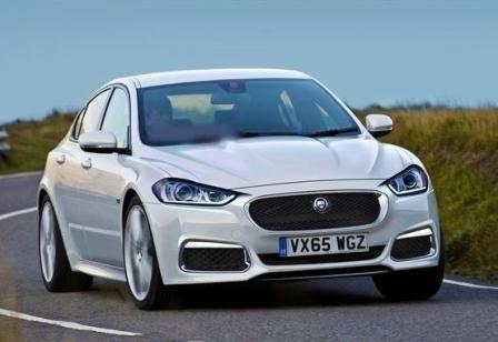 Компактный седан от Jaguar