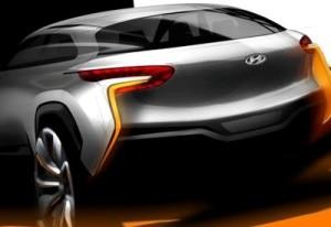 Hyundai Intrado - Концепт-кар на Женевском автосалоне 2014 года