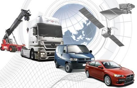 Монитроинг транспорта при помощи GPS системы