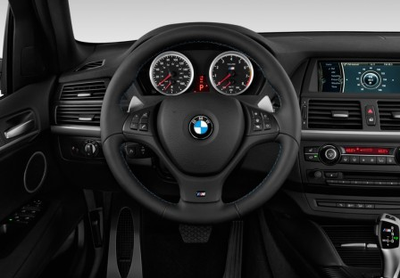 Руль BMW X5 2013