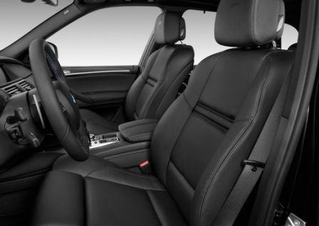 Салон BMW X5 2013