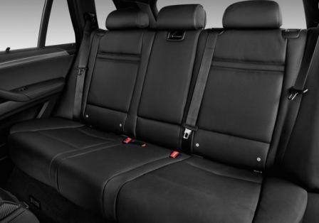 Задний диван BMW X5 2013 года
