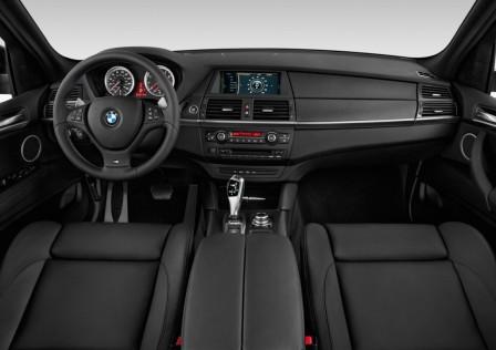 Обновленный BMW X5 2013 года