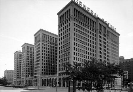Главное здание General Motors