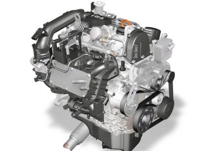 Двигатель 1,2 Фольксваген Жук 3 (2)