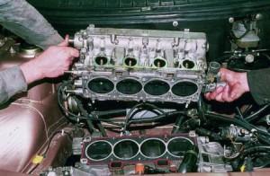 Если двигатель вышел из строя