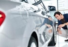 Лакокрасочное покрытие автомобиля