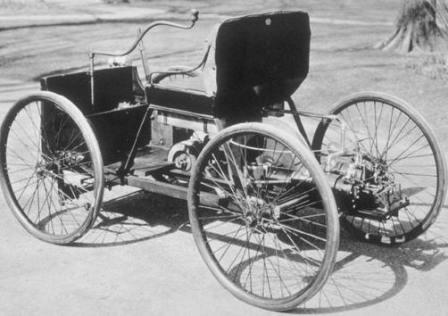 Первый американский Форд