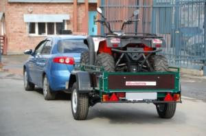 Прицеп для легкового автомобиля