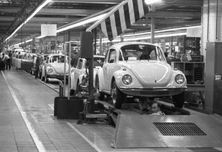 VW-Werk, Wolfsburg Montage-K?fer