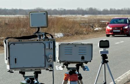 Радары фото и видео фиксации
