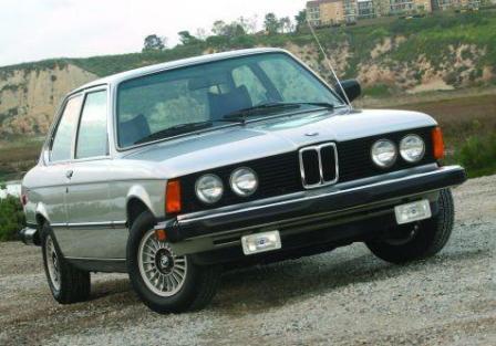 BMW 1975-1978