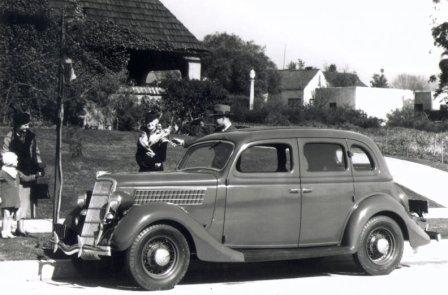 Ford V8 1935 года