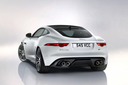 Jaguar-F-Type Coupe