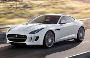 Jaguar-F-Type Coupe 2014 года