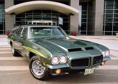 Pontiac Lemans GTO