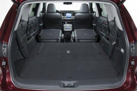 Багажник Toyota Highlander (2)