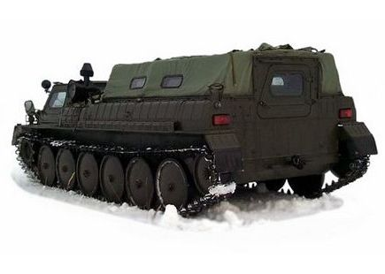 Вездеход ГАЗ-34039 Газушка (3)
