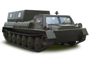 Вездеход ГАЗ-34039 Газушка