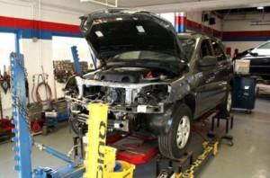 Особенности кузовного ремонта автомобилей