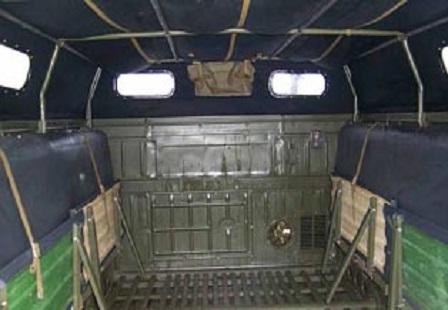 Кузов ГАЗ-34039 Газушка