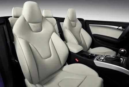 Салон Audi RS5 Cabriolrt (2)