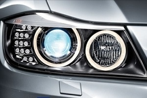 Система освещения автомобиля