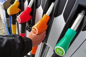 Улучшенный бензин на заправках
