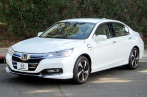 Honda Accord 2014 года