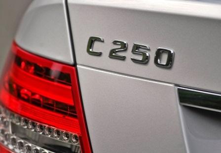 Mercedes-Benz C250 Sedan
