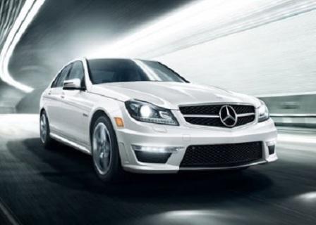 Автомобиль Mercedes-Benz C250 sedan