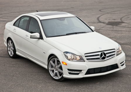 Mercedes-Benz C250 sedan (8)