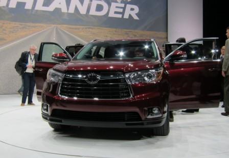 Toyota Highlander (2)
