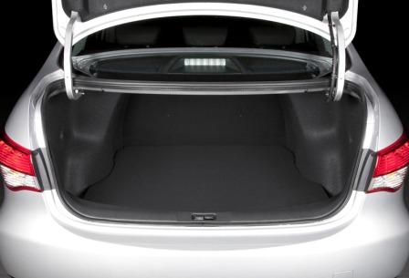 Багажник Nissan Almera российской сборки