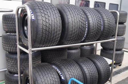 Гоночные шины для спортивных автомобилей