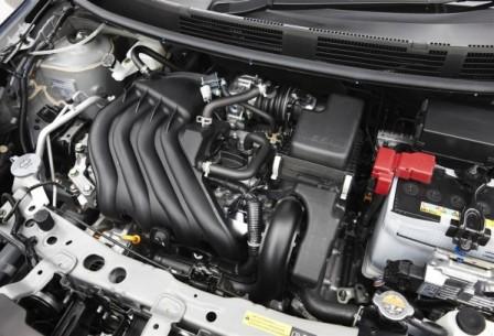 Двигатель Nissan Almera российской сборки