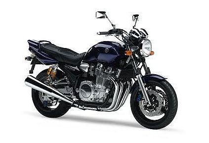 Дорожный мотоцикл Yamaha XJR1300