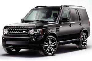 Юбилейный Land Rover Discovery