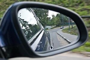 Обзорность автомобиля