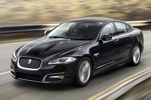Jaguar XF R-Sport Carbon Edition