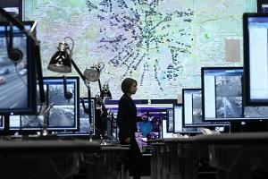 Интелектуальная транспортная система Москвы