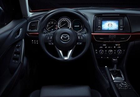 Салон универсал Mazda 6